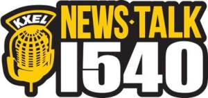 KXEL News-Talk 1540 Logo
